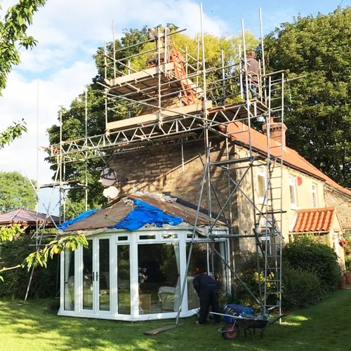 Daniel Phillips Construction Chesterfield Builders Chimney Specialists 001