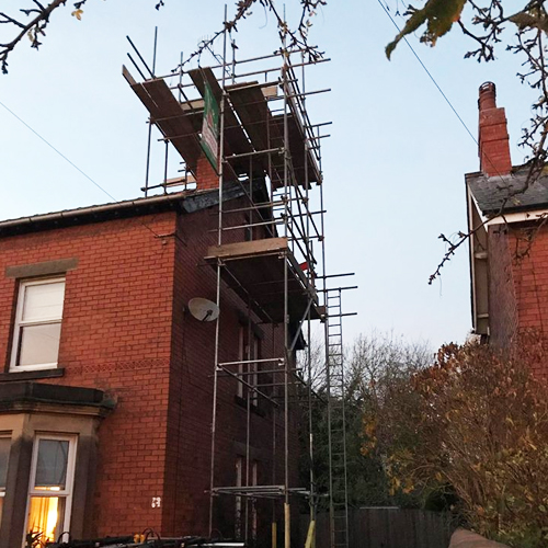 Daniel Phillips Construction Chesterfield Builders Chimney Specialists 004