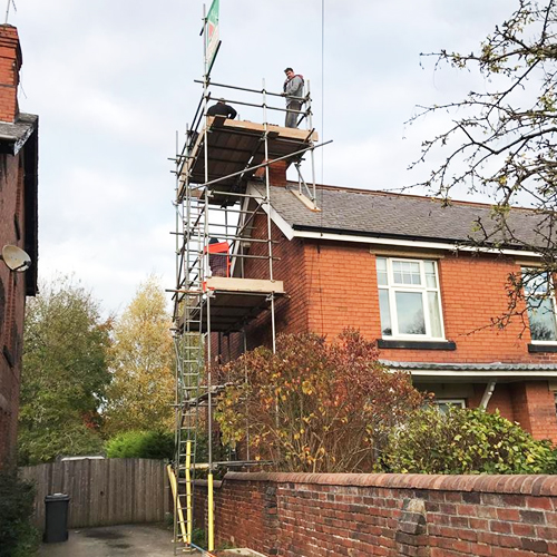 Daniel Phillips Construction Chesterfield Builders Chimney Specialists 005