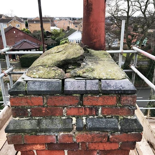 Daniel Phillips Construction Chesterfield Builders Chimney Specialists 007