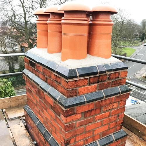 Daniel Phillips Construction Chesterfield Builders Chimney Specialists 008